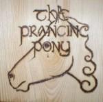 The Prancing Pony by Catherine Sparsidis